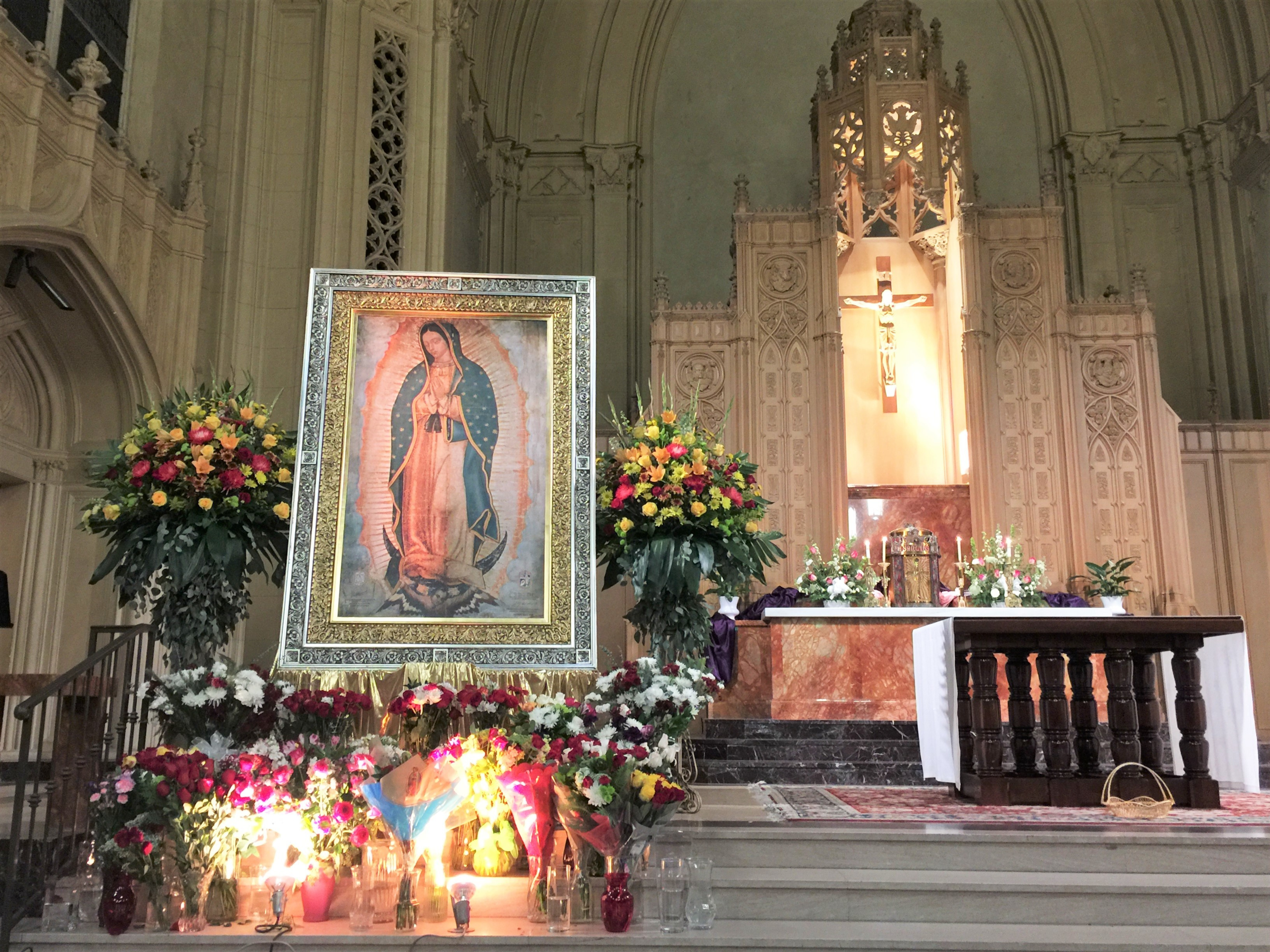 Annunciation Our Lady Of Guadalupe
