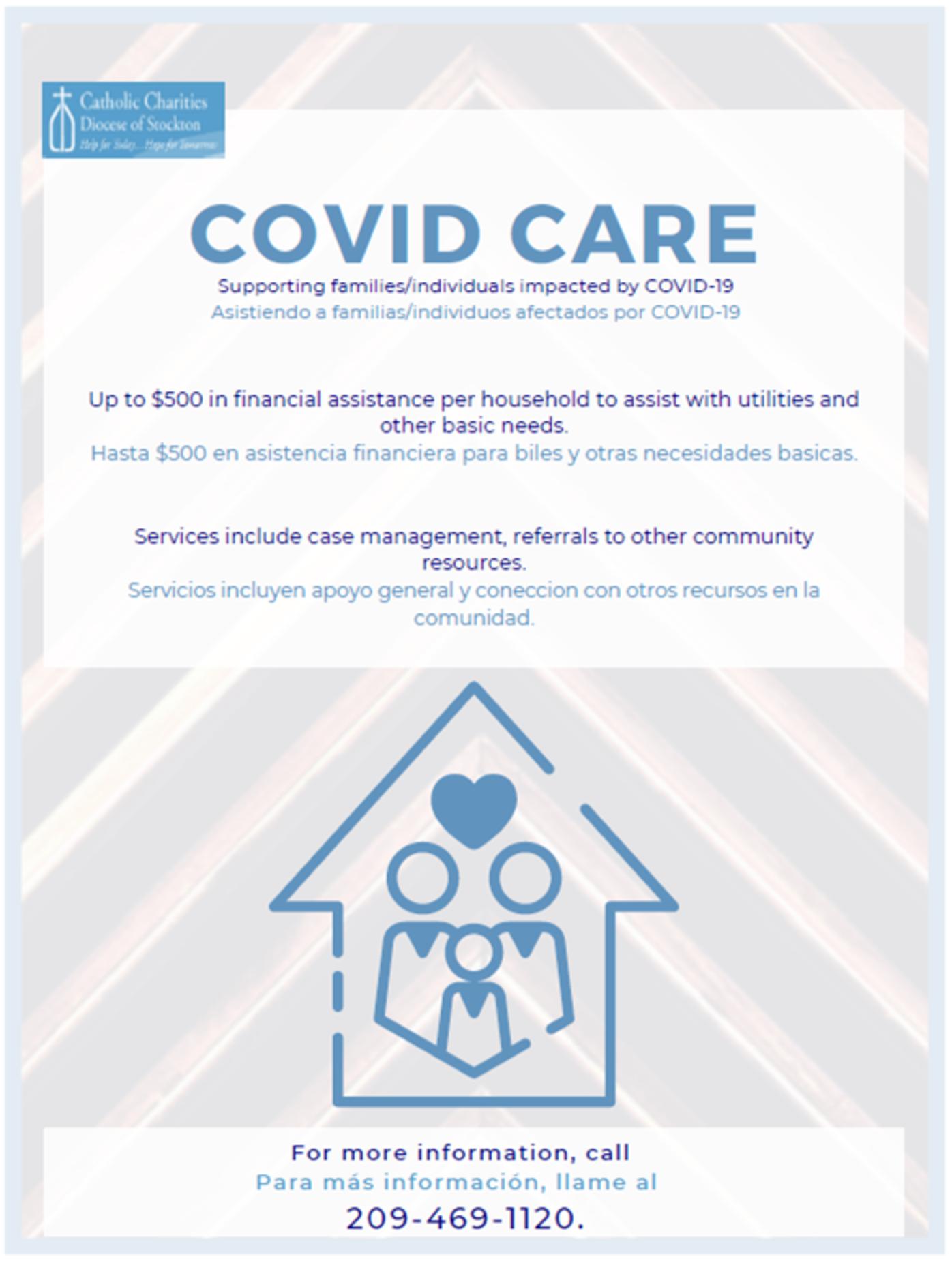 Covid 19 Financial Help