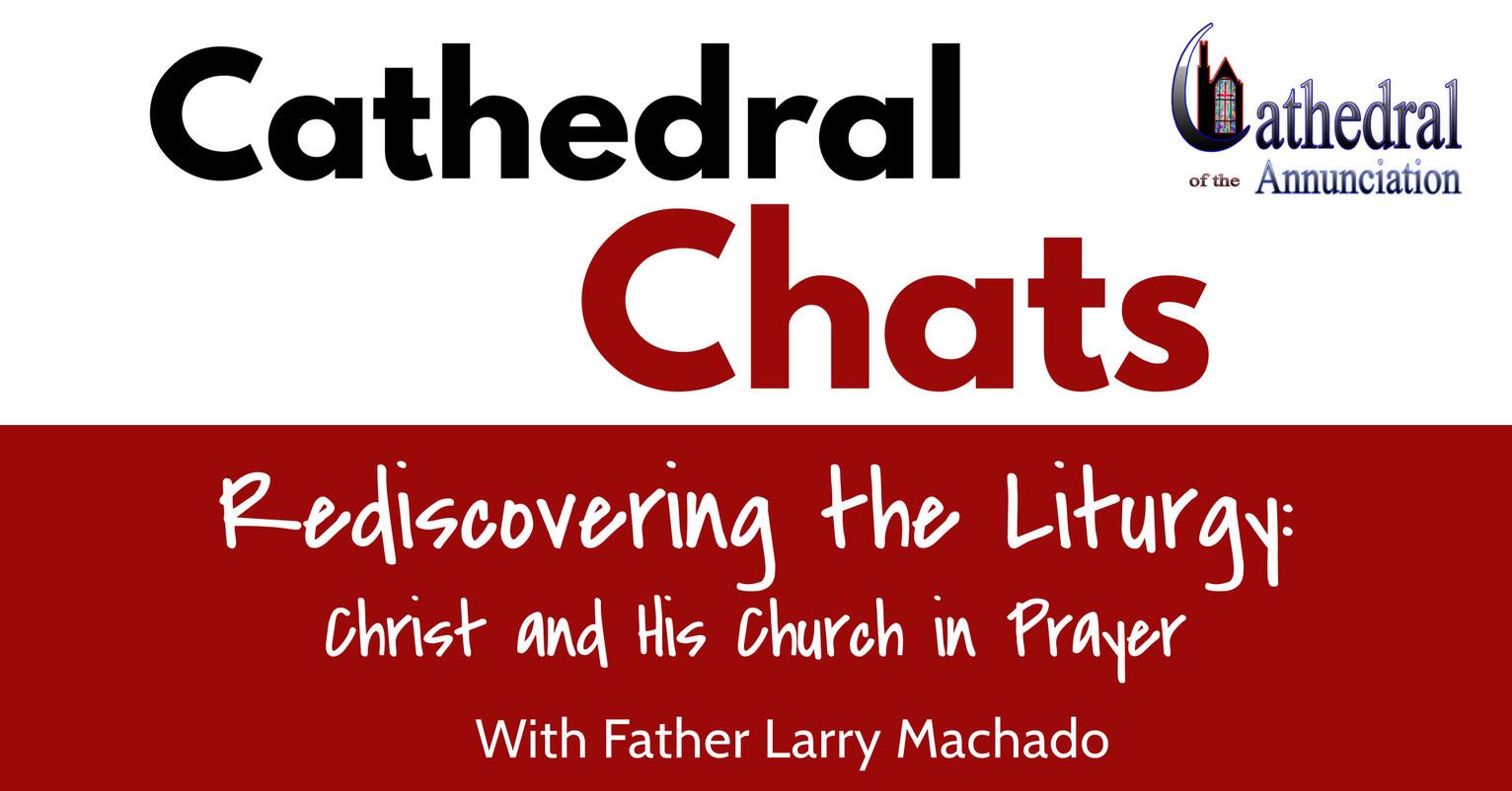 Cathedral Chats Yt Thumbnail  June 2021
