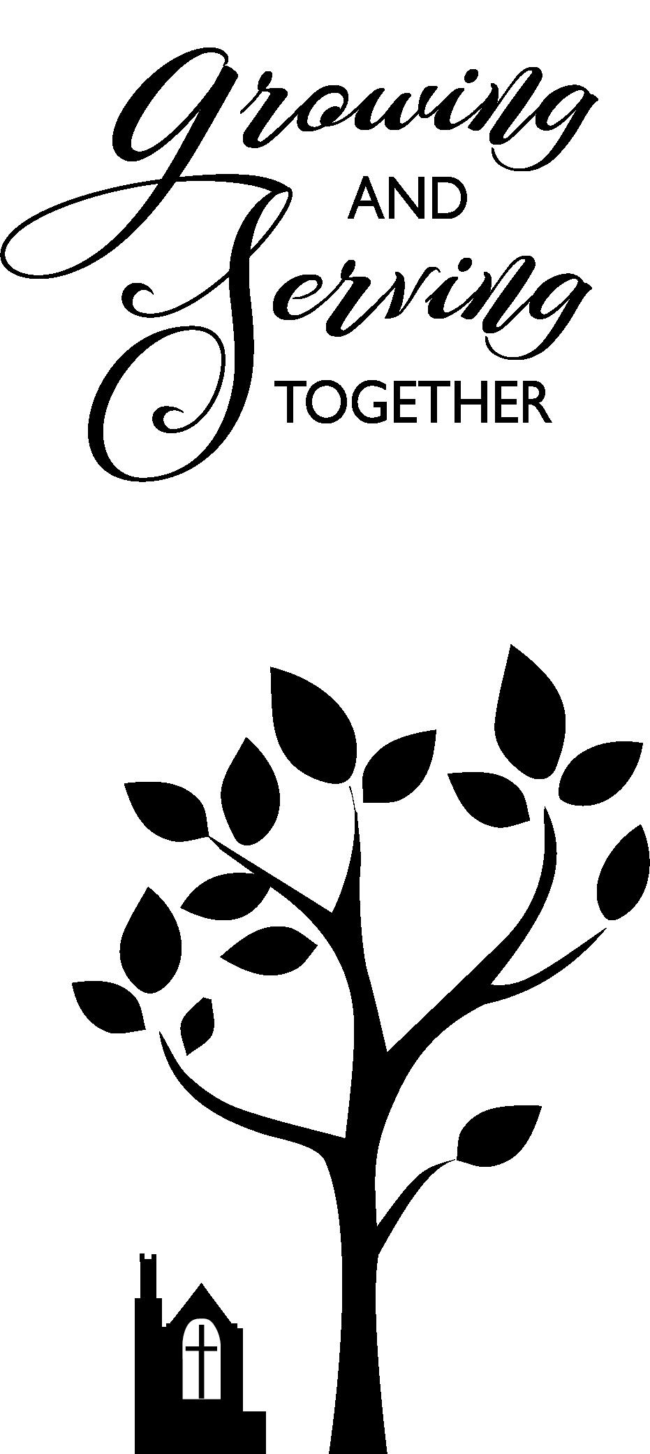 Growing Serving Logo