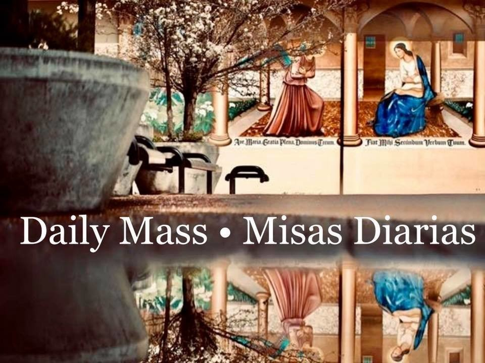 Daily Mass Annunciation