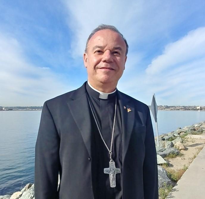 Fr. Ramon Bishop Elect
