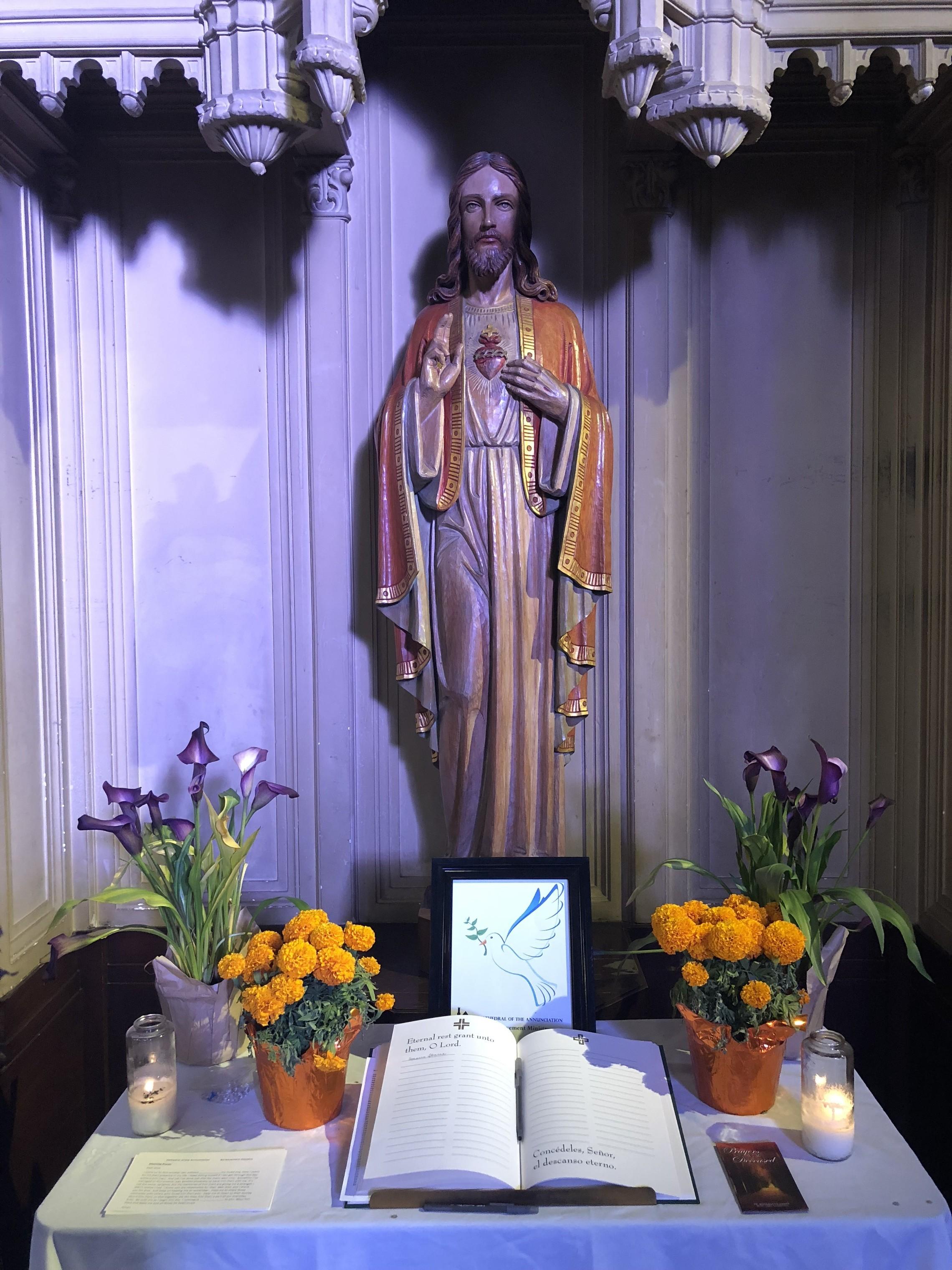 Memorial Mass- Sacred Heart