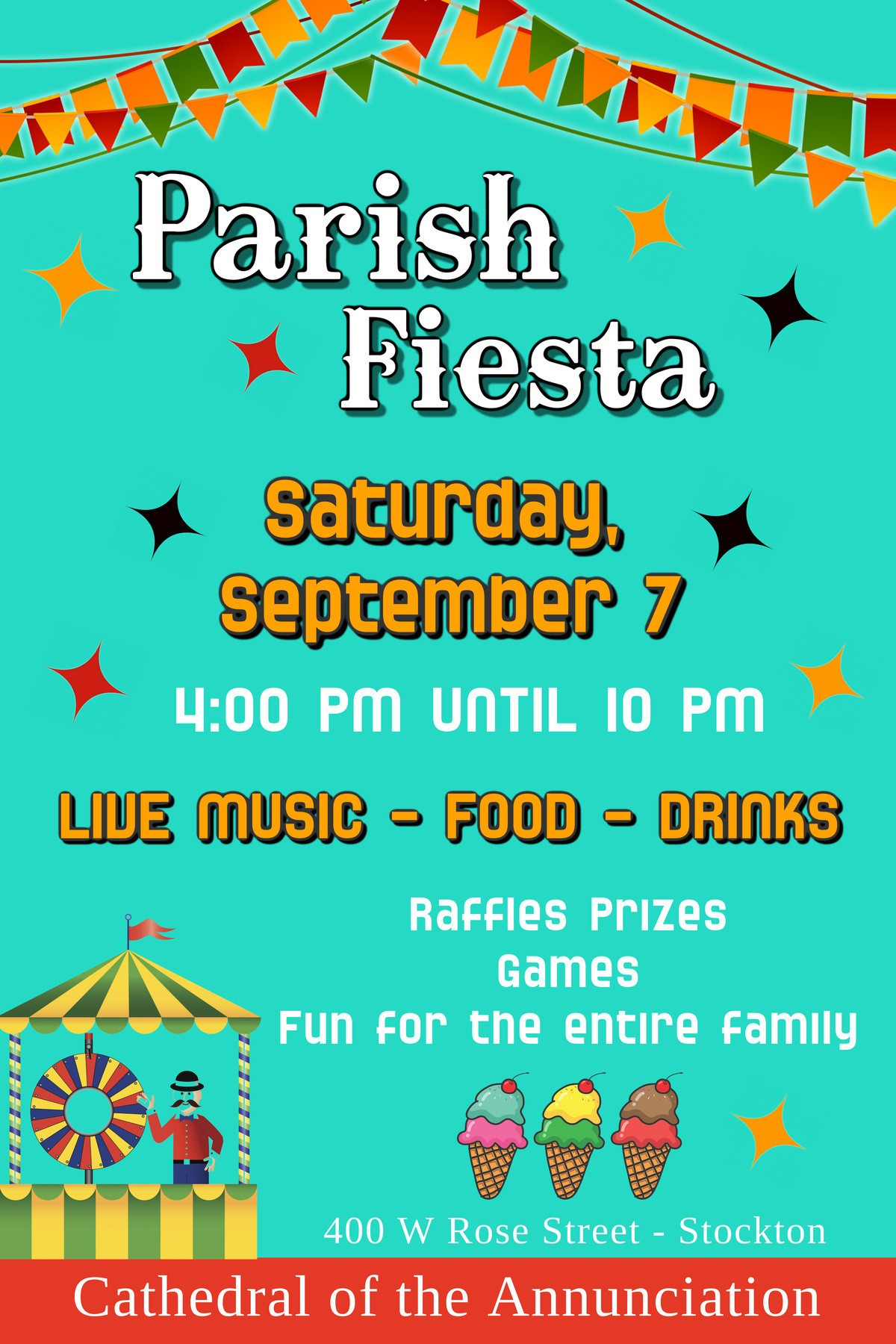 Parish Fiesta