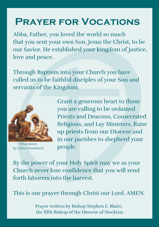 Prayerforvocationsdigitalmedia