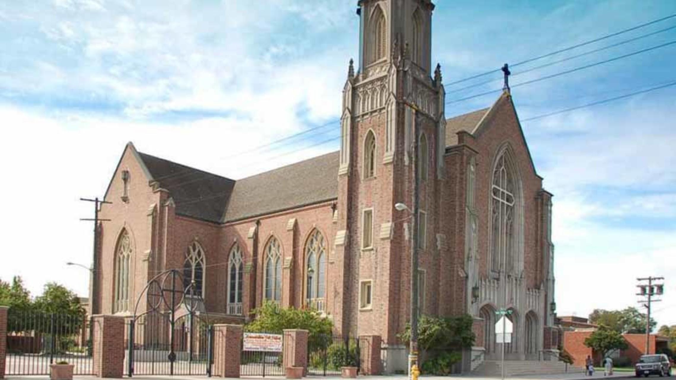 Annunciation   Stockton