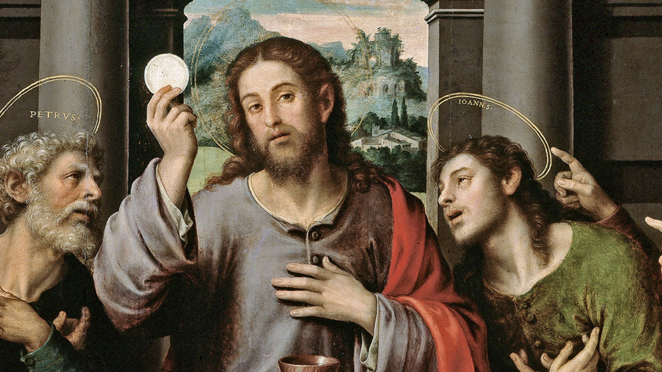 Jesus and the Eucharist