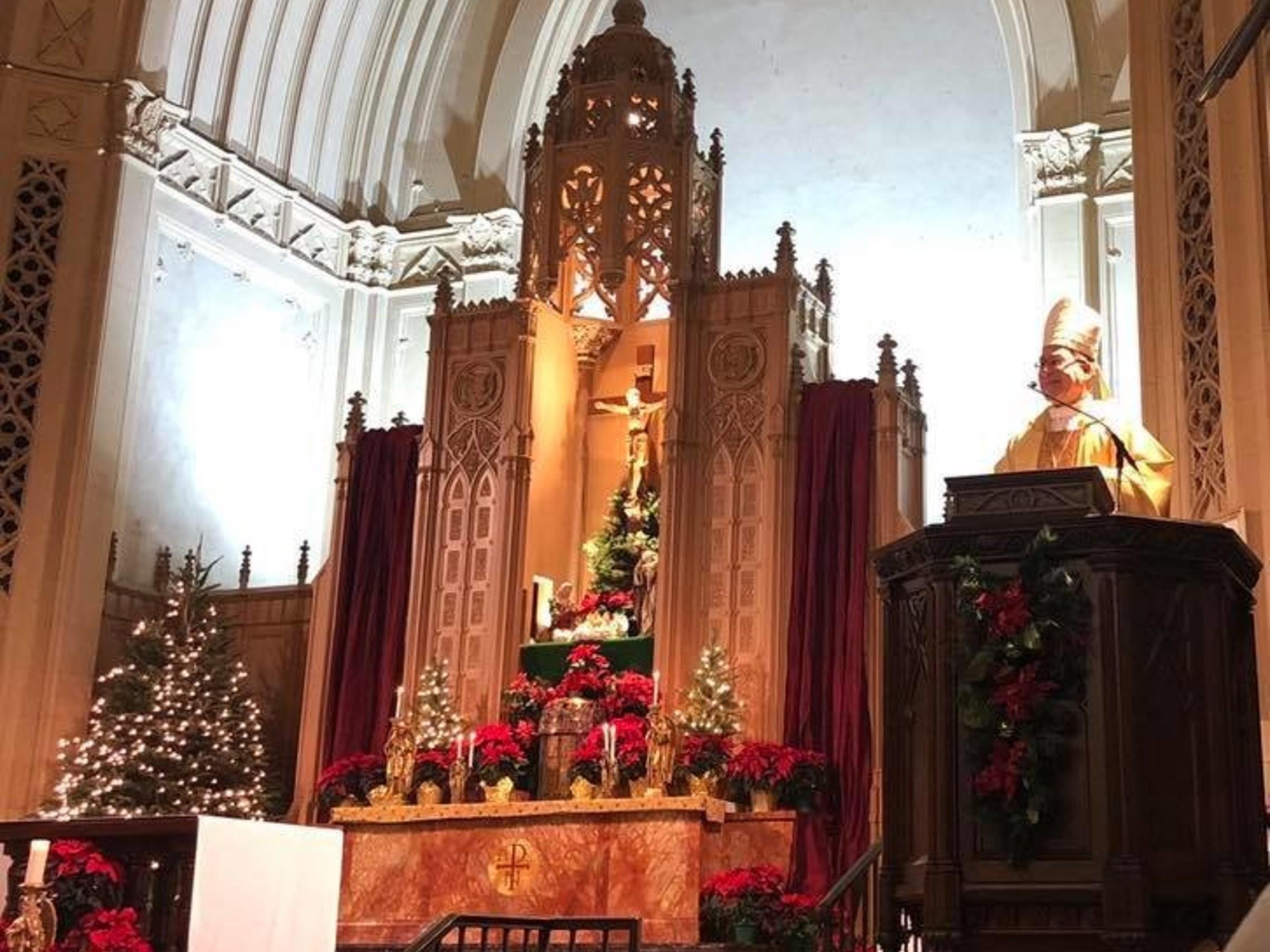 Bishop Cotta 2018