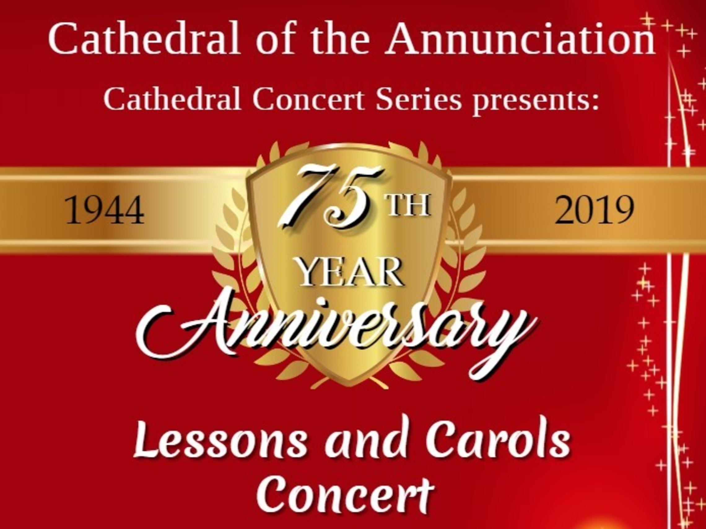 75th Anniversary Concert