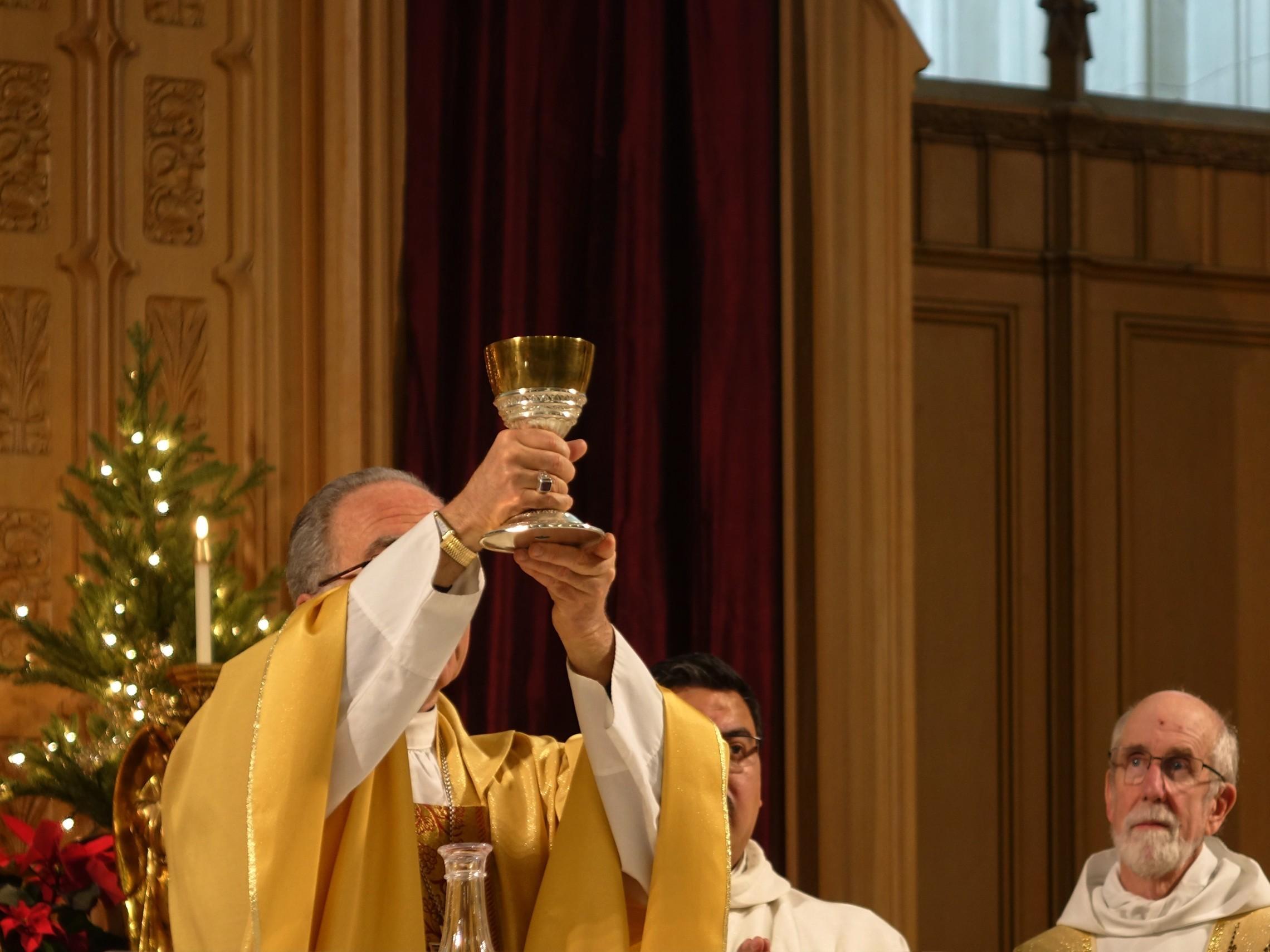 Bishop Cotta. Cup