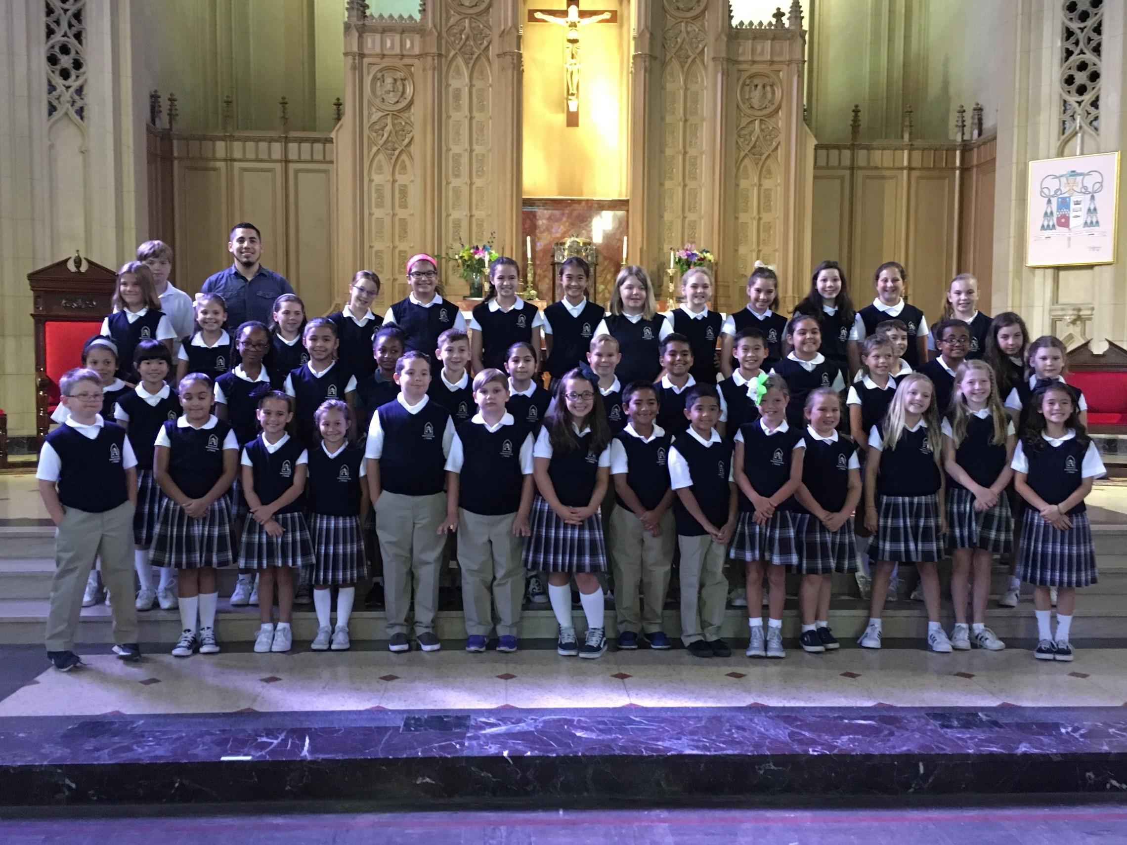 Choir Jason