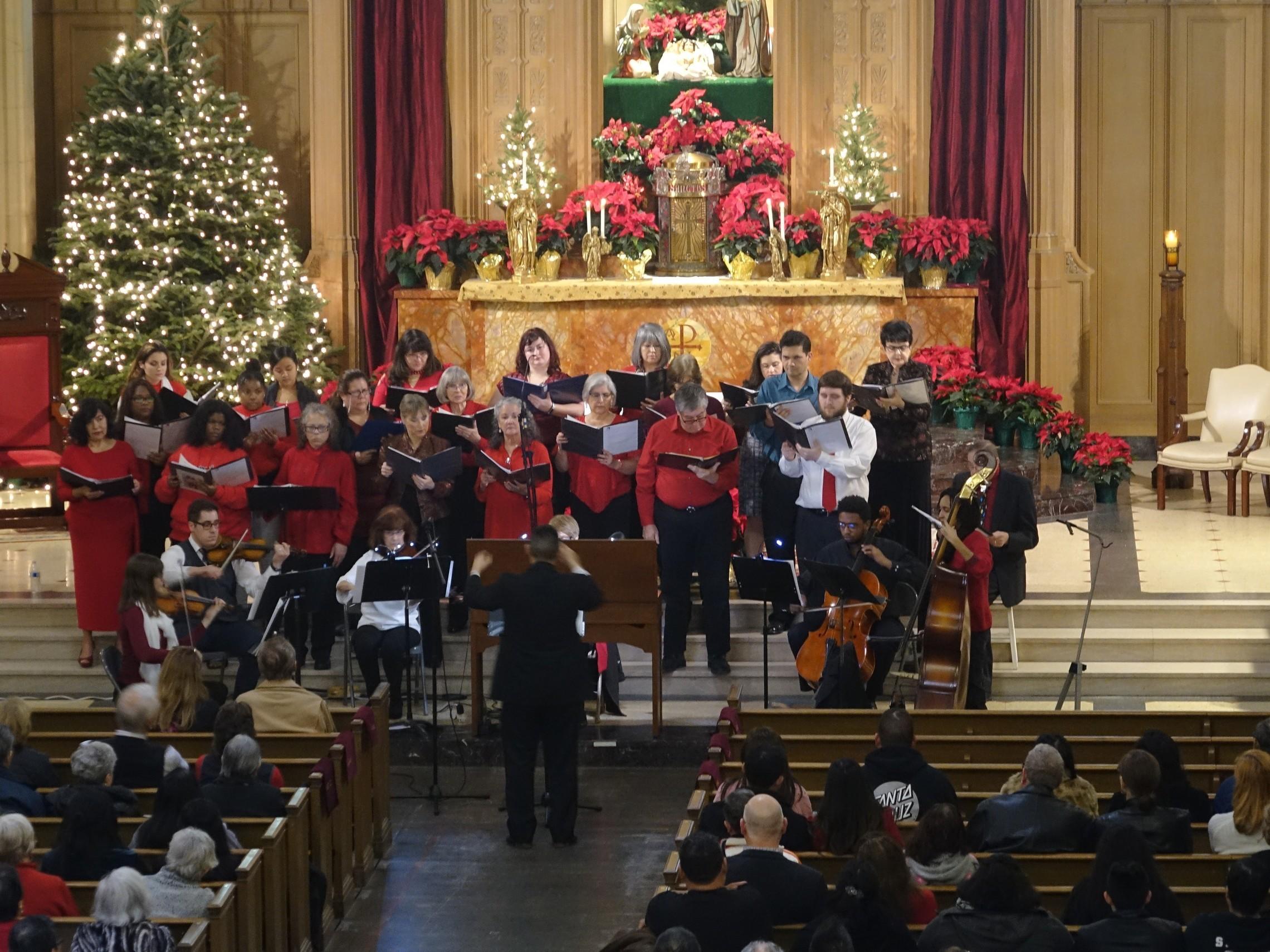Choir 2018.2