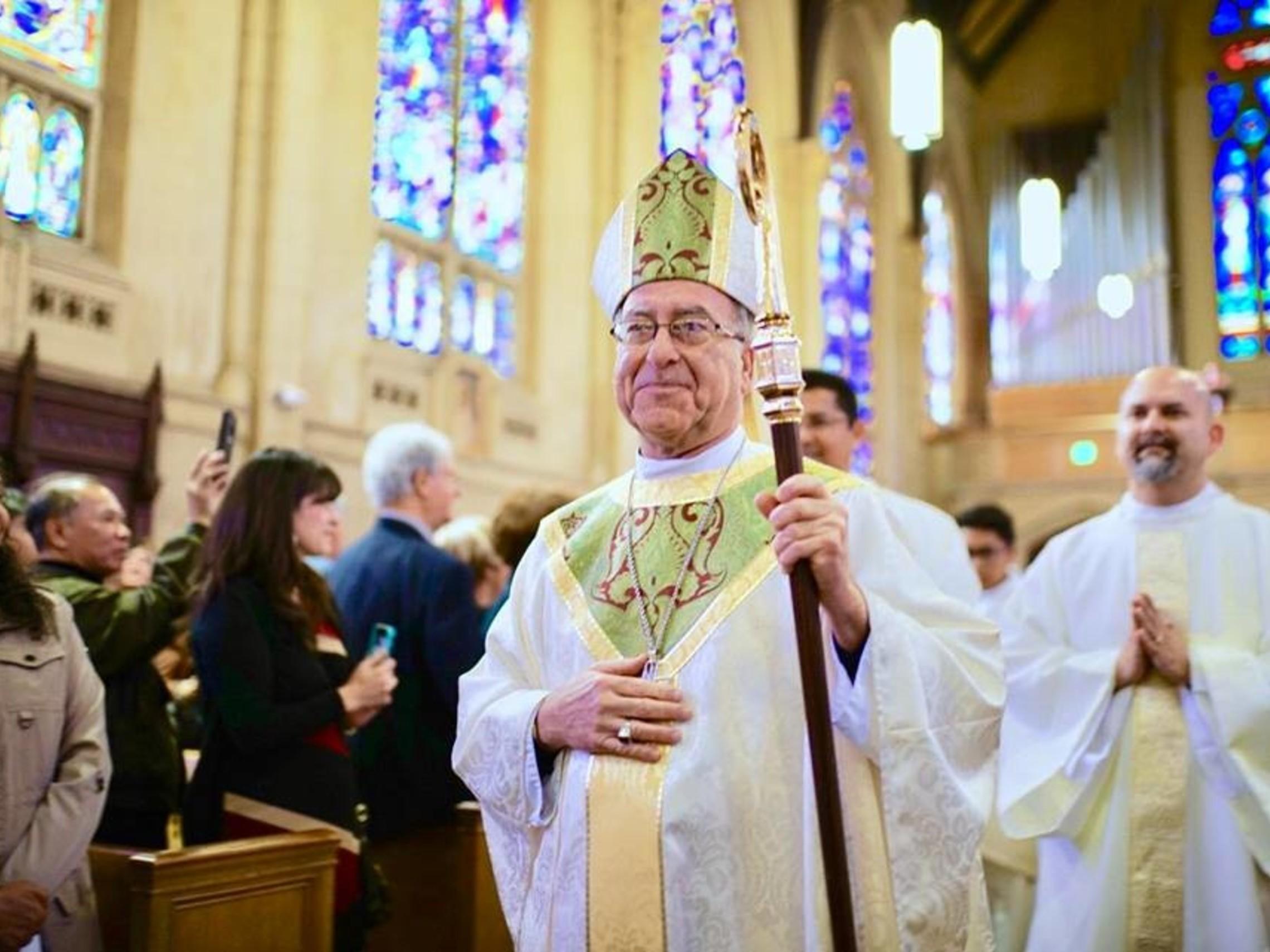 Catholic diocese of stockton