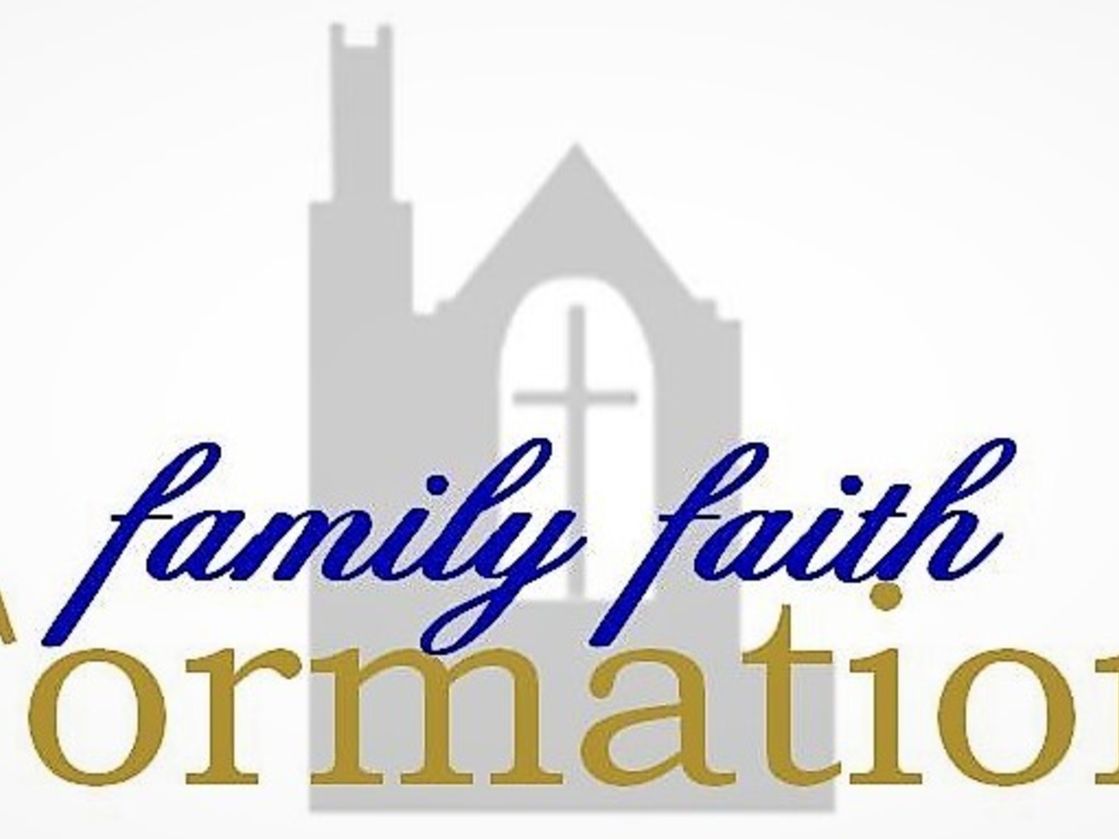 Faith Formation Logo
